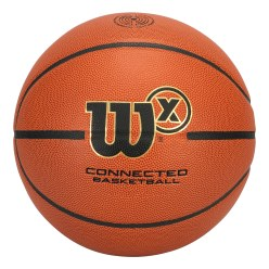 "Wilson® Smart Basketball ""X"""