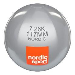 Nordic Wettkampf-Stosskugel