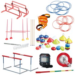 "Kinderleichtathletik-Set ""Springen"""