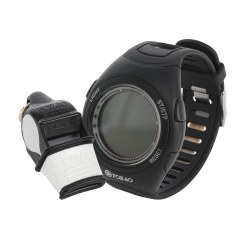 Kit montre FOX40 Whistle Watch & sifflet d'arbitre Sonik Blast