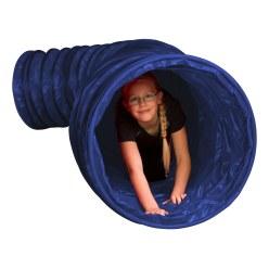 """Spiral-Kriechtunnel """"Flex"""" Blau, 4 m"""