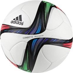 Ballon de foot Adidas® « CONEXT15 OMB »
