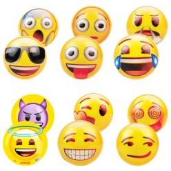 Balles en plastique Emoji®