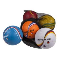 "Sport-Thieme® PU-Schaumstoffball Set ""Länder"""
