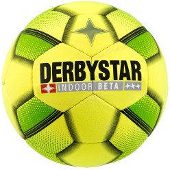 "Ballon de foot en salle Derbystar ""Indoor Beta"""