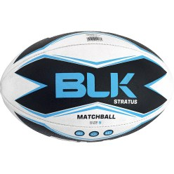 "BLK® Rugbyball ""Stratus"""