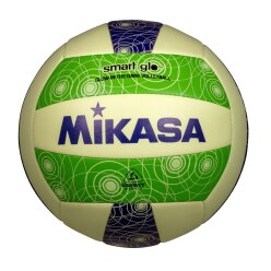 Ballon de beach-volley Mikasa® « VSG Glow in the Dark »