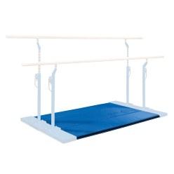 Jeu de matelas Sport-Thieme® spécifique barres parallèles, couvrant, 3 pces.
