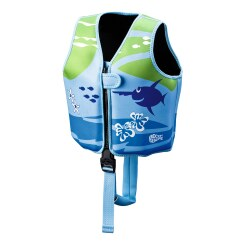 Beco-Sealife® Schwimmweste Blau-Pink