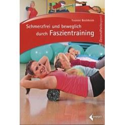 """Buch 'Schmerzfrei und beweglich durch Faszientraining"""""""