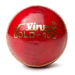 "Vinex Cricket Ball ""Gold"""