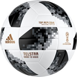 Ballon de foot Adidas® « Telstar 18 Top Replique »