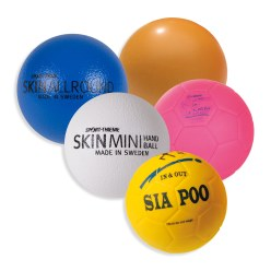 Lot de ballons de handball « Soft-Play »