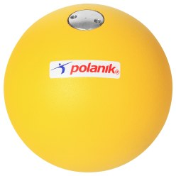 Polanik Wettkampf-Stosskugel 113 mm, World Athletics, 7,26 kg