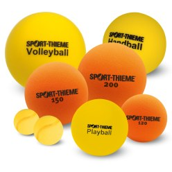 Lot de ballons en mousse Sport-Thieme®