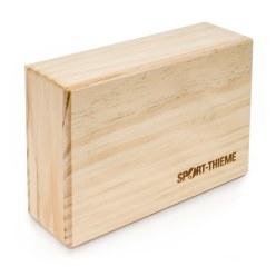 Sport-Thieme® Yoga Block Holz