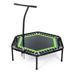 Trampoline Bellicon® Jumping Fitness Bleu