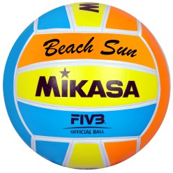 Ballon de beach-volley  Mikasa « Beach Sun »