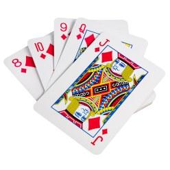 BS® Riesenkartenspiel