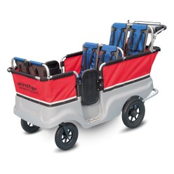 Winther® Kinderbus E-Turtle