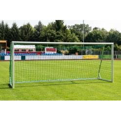 Sport-Thieme® Jugendfussballtor  5x2 m, Frei stehend, vollverschweisst mit Netzbefestigung SimplyFix