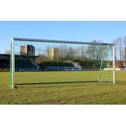 Sport-Thieme Safety-Jugendfussballtor, 5x2 m vollverschweisst mit PlayersProtect inkl. Netzbefestigung SimplyFix