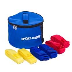 Sport-Thieme® Lot d'écharpes de marquage