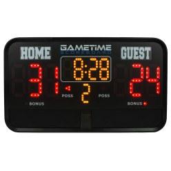 Sport-Thieme® Tableau d'affichage mobile « Gametime »