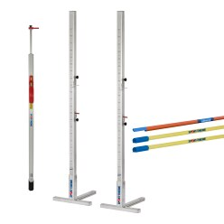 Kit de saut en hauteur Sport-Thieme « Classe internationale »