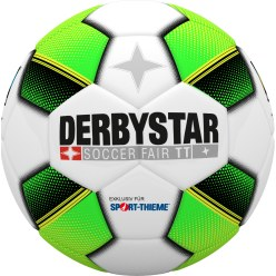 Ballon de football Derbystar « Soccer Fair TT »