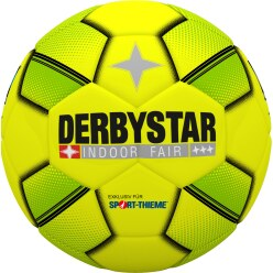 Ballon de foot en salle Derbystar Fairtrade « Indoor Fair »