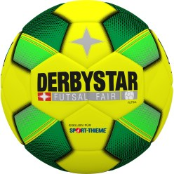 Ballon de futsal Derbystar Fairtrade « Futsal Fair »