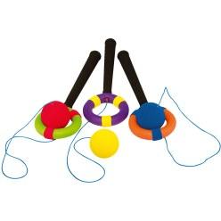 Spordas Fangball-Spiel