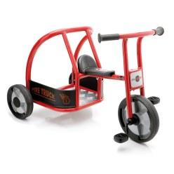 Tricycle Jaalinus « Pompier »
