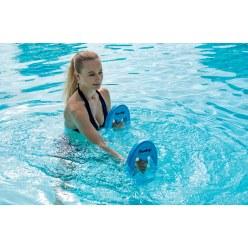 Fashy Haltères d'aquajogging « Ovale »