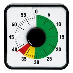 """TimeTex Zeitdauer-Uhr """"Automatik"""" Tisch-/Wandmodell"""