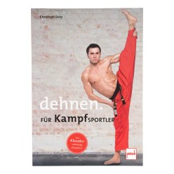 Buch 'Dehnen für Kampfsportler