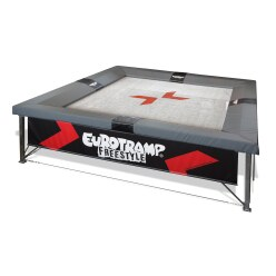 "Eurotramp Trampolin ""Freestyle Fivesquare"""