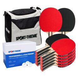 "Sport-Thieme Tischtennis-Set ""Advanced+"""