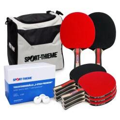 Sport-Thieme Kit de tennis de table « Competition Smart»