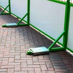 """Überschubgewicht für Sport-Thieme Streetsoccer-Court """"Flex"""""""