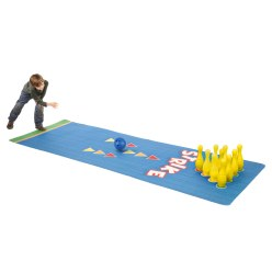 """Spielteppich-Set """"Bowling"""""""