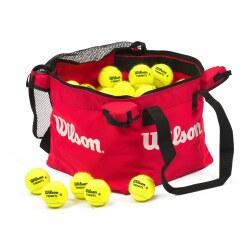 Wilson Sceau de balles de tennis « Trinity»