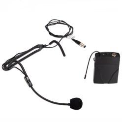 TLS Headset-Mikrofon inkl. Taschensender