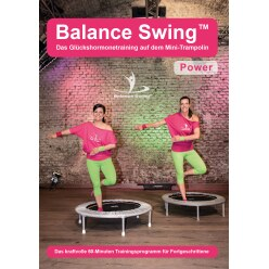 "DVD ""Balance Swing Power"""