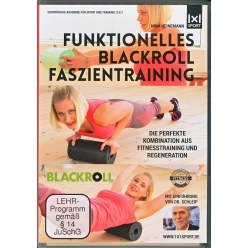 "DVD ""Funktionelles BLACKROLL-Faszientraining"""