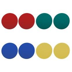 Kit de marquage au sol Sport-Thieme® : cercles, ø 23 cm