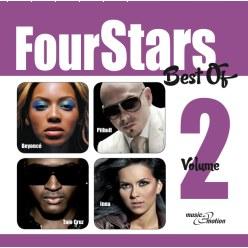 """CD """"FourStars Best of Vol. 2"""""""