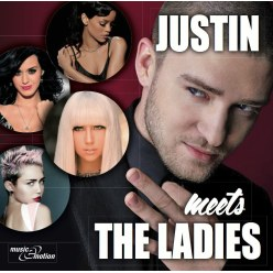 "CD ""Justin Meets The Ladies"""