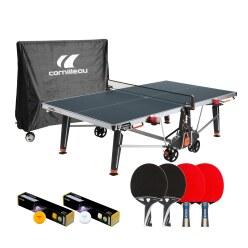 """Cornilleau® Tischtennisplatte Premium-Set """"500 M Crossover"""""""